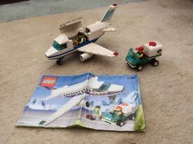 Mixed box of Lego