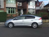 rent HIRE PCO HONDA INSIGHT HYBRID AUTOMATIC 61reg £110 PW