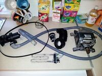 Various Hotpoint washing machine spare parts