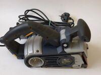MacAllister (GMC) Belt Sander 900W. Variable speed. 76mm