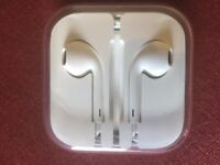 Apple Earphones - New & Boxed