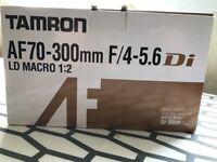 Tamron AF 70_300mm F/4-5.6