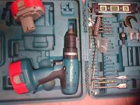 Mikita cordless drill spares or repairs