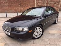 2003 VOLVO S80 DIESEL AUTOMATIC ++ ALLOYS ++ LEATHER ++ CD ++ FULL YEARS MOT.