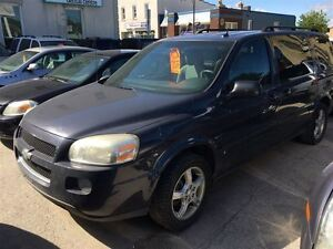 2009 Chevrolet Uplander LT1 CALL 519 485 6050 CERTIFIED