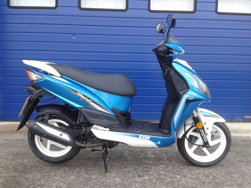 mint 2016 sym jet 4 50cc sports moped hpi clear fsh in burnley lancashire gumtree. Black Bedroom Furniture Sets. Home Design Ideas