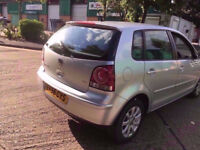 2006 56 VW POLO 1.4 PETROL 5 DOOR AUTOMATIC