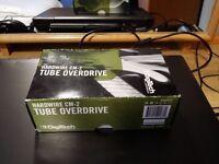 Digitech HardWire CM-2 Tube Distorsion pedal