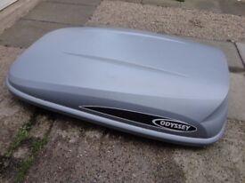 Car Roof Top Box - Karrite Odyssey 470Litre Capacity