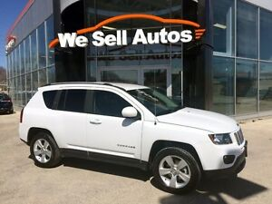 2015 Jeep Compass Sport 4x4 *LOW KM *SAT RADIO *CLEAN HIS