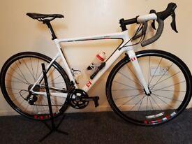 Intuition alpha carbon road bike