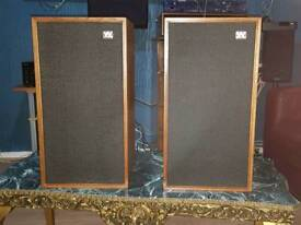 Wharfedale Linton speakers