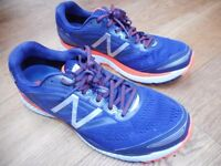 New Balance M880v7 GoreTex Running Shoes - AW17 - size 11 (D Width) - Almost Brand New.