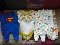 Next First Size baby clothes bundle