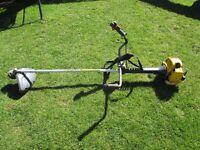 Alpina star 45 petrol strimmer heavy duty