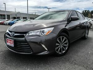 2015 Toyota Camry Hybrid XLE! NAVI-LEATHER+MORE!