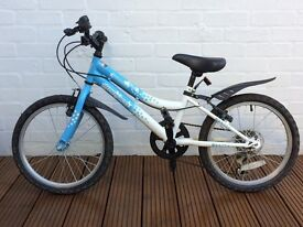 "Good as New - Girl's bike 18"" Ammaco"