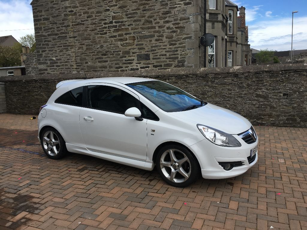 2010 10 plate vauxhall corsa 1 4 sri in wick highland. Black Bedroom Furniture Sets. Home Design Ideas