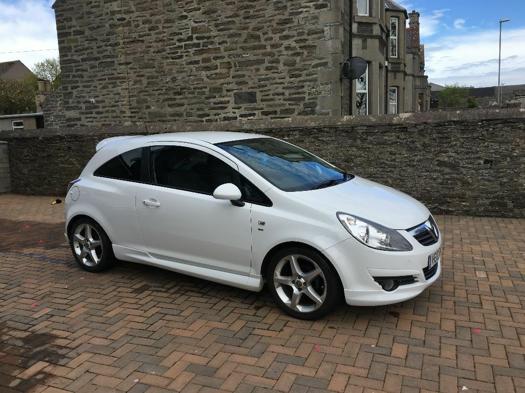 2010 10 plate vauxhall corsa 1 4 sri in wick highland gumtree. Black Bedroom Furniture Sets. Home Design Ideas