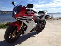 Honda CBR 600F ABS £4,000