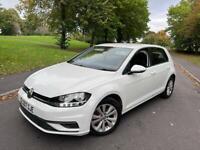 Volkswagen Golf TDI Blue motion Start/Stop, White , 2017,ULEZ exempt , Euro 6