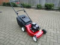 Mountfield 17inch 4-wheel petrol lawnmower