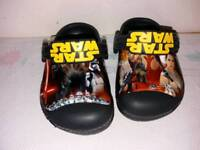 Children's Star Wars Crocs