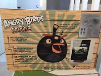 Gear 4 Black Angry Birds Speaker