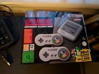 Brand New Snes Super Nintendo Mini Classic