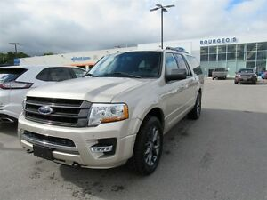 2017 Ford Expedition Max LIMITED 3.5L V6