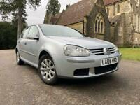 2005 VW Golf 1.6 FSI - FSH + Bluetooth + 12 Months MOT