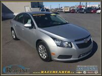 2011 Chevrolet Cruze LT Turbo CRUISE