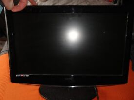 22 inch LCD Flat screen tv for sale