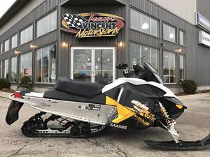 2011 Ski-Doo MX Z TNT 600