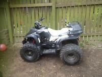 Road quad cobra 180cc road legal