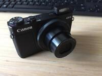 Canon g9 x digital compact camera