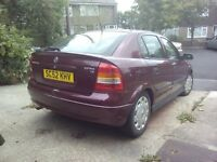 Cheap Vauxhall Astra 1600