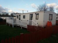 Static caravan for sale on site in cheshire