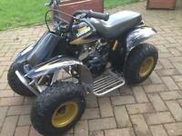 Champ 50cc quad getting rare! Good condition
