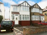 Three Bedroom House Available to rent in Lynton Avenue, NW9