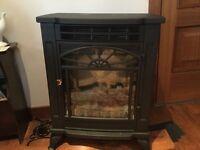Fire effect Electric heater