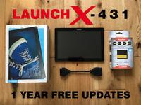 Launch X431 Pro S Diagnostic Tablet