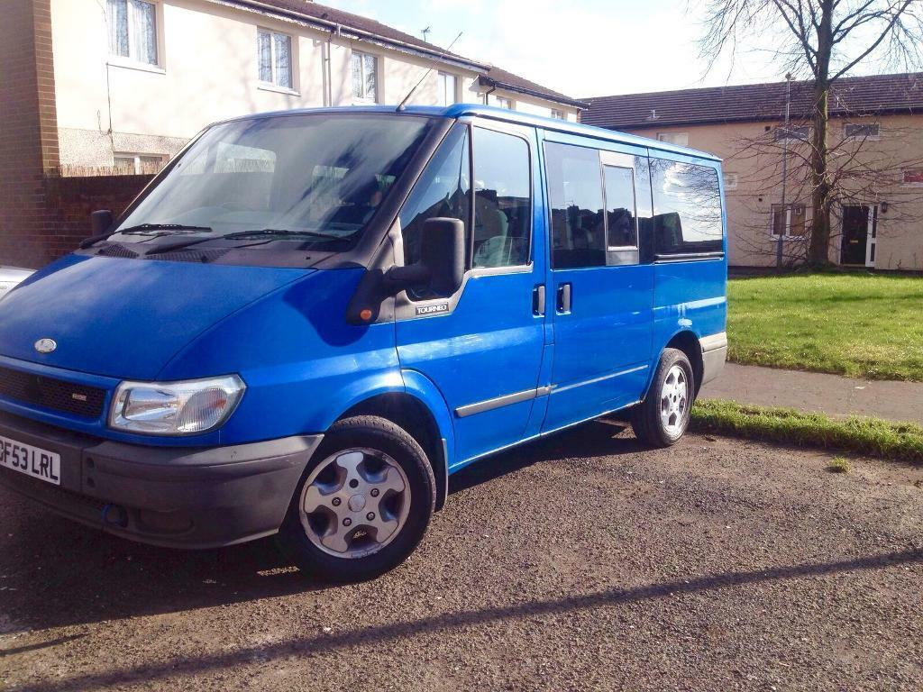 Ford Tourneo Mini Bus 7 Seater 9 Family Taxi Car Van
