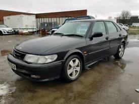 Saab 9-3 SE 2.2TiD.. 5dr.. 02 Plate