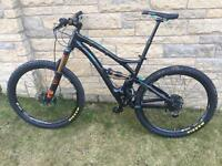 Yeti sb5c 2016 p/x or swap Mx bike