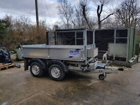 IFOR Williams Tipping Trailor