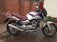 Motorbike Guzzi v750 Breda