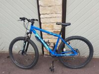 """Indi Kaiser Mountain Bike - Used, 18"""" Frame, Disk brakes, 27.5 X 2.1"""" tyres and more!"""
