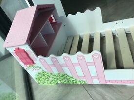 Kidcraft Doll House toddler Bed