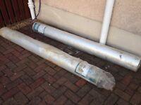 visqueen gas membrane 2 rolls